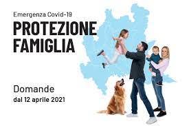 BANDO PROTEZIONE FAMIGLIA EMERGENZA COVID-19